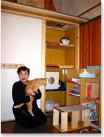気持ちのゆとり 大好きな猫と暮らす