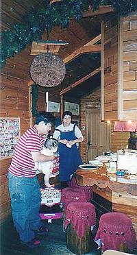 炭焼き鳥料理店JAM