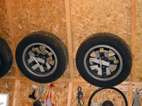 四輪ガレージ