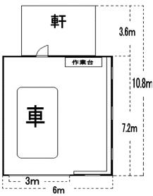 オーダーメイド四輪ガレージ オスカ 大阪府の大寅さん