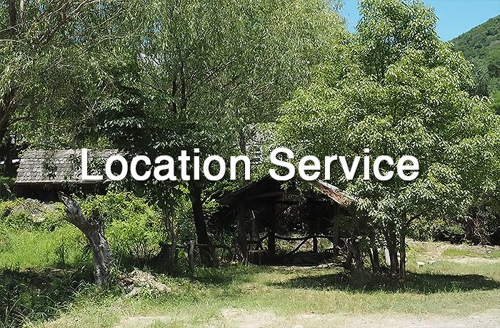 ロケーションサービス、ロケ、ロケ地、撮影、ドローン、自然、京都、亀岡