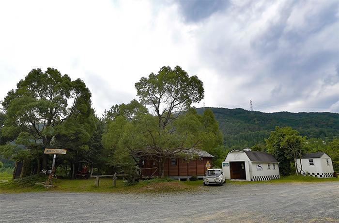 ロケーションサービス 京都府亀岡市 ドローン撮影可能