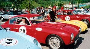Ponte Perle Classic Car 3 Days Parade, 2002