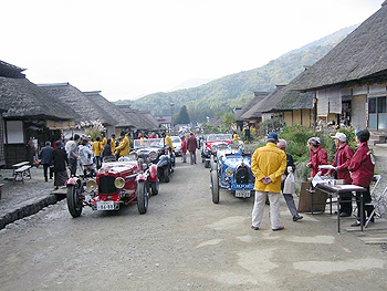 La Festa Mille Miglia Tokyo 2006
