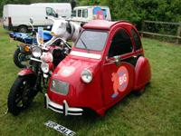 2CV Custom Sidecar