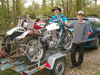 Scotland Pre65 Two-day Trial 2006