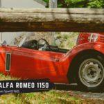 Conrero Alfa Romeo 1150 Sport Le Mans (1960) 世界に一台 コンレロ アルファロメオルマンスポルト